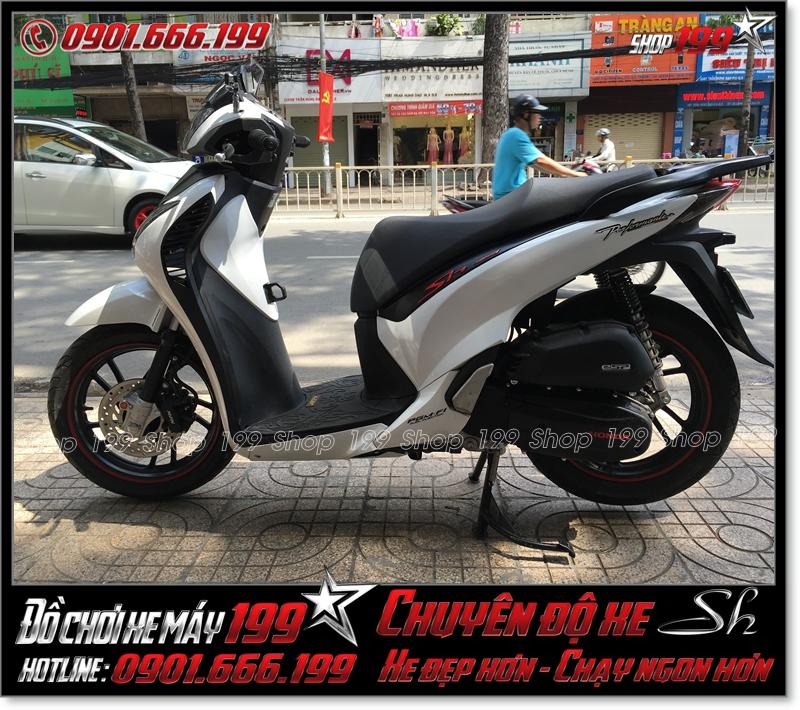 Shop bán Xe Honda Sh Việt 150 2018 2019 2020 khóa thông minh độ full combo thành Sh italy 150i 2010 304103